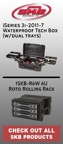 Pacific Radio Product Spotlight - SKB