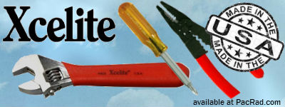 Xcelite tools are Made in America