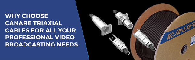 Canare Triaxial Cables Buy Triax Cables Burbank California - Download Coax Vs Triax Background