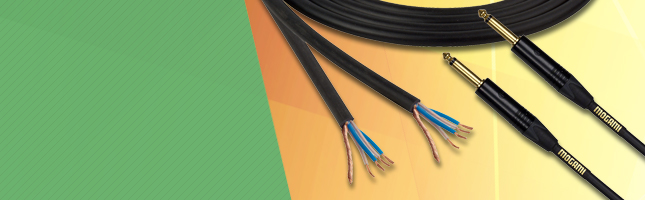 Mogami Cables at PacRad