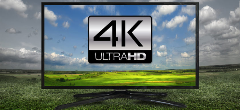 4K UltraHD at PacRad