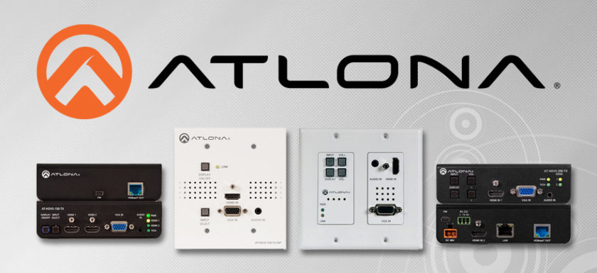 Atlona Products at PacRad