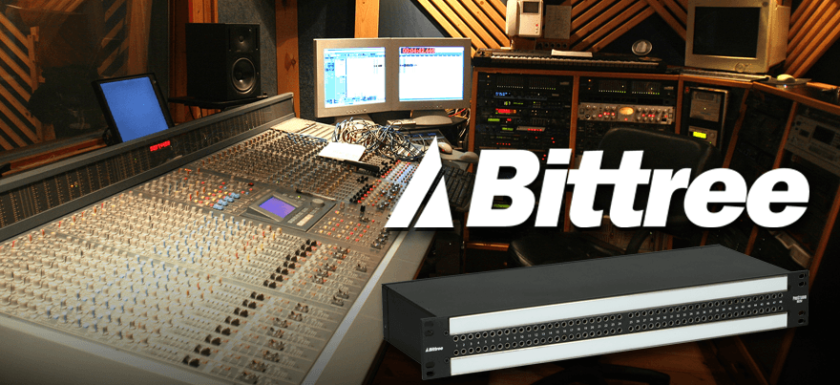 Bittree Patchbays at PacRad
