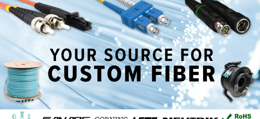 Custom Fiber at Pacific Radio