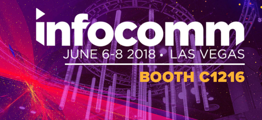 Pacific Radio at InfoComm 2018