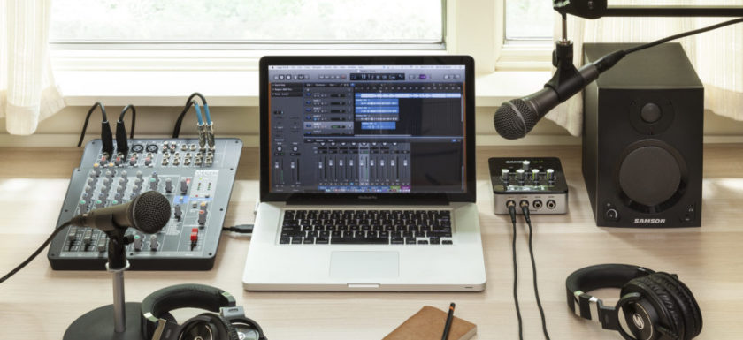 Podcasting Solutions at Pacific Radio