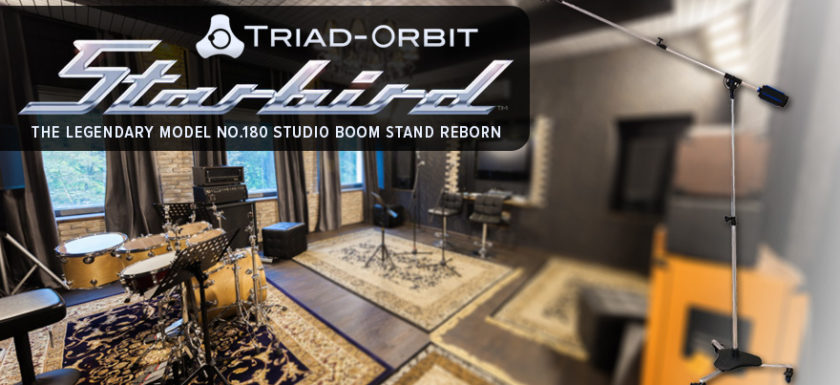 Triad Orbit Starbird