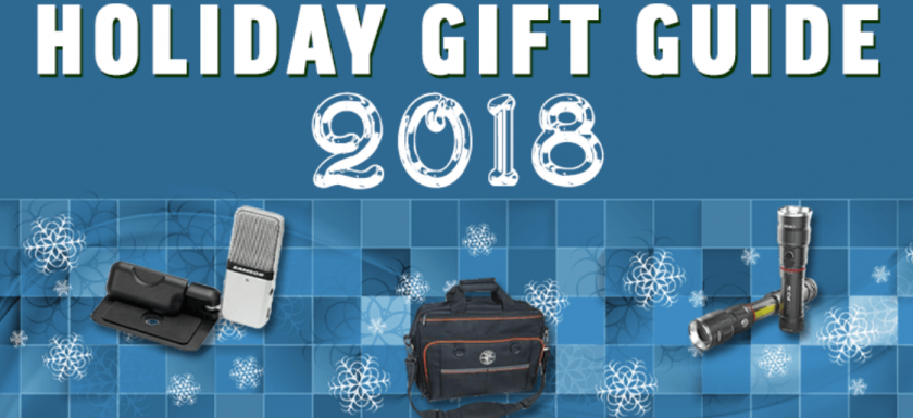 Holiday Gift Guide at PacRad