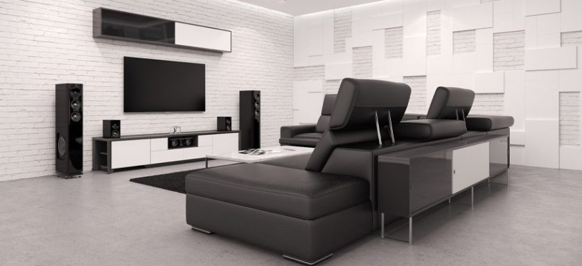 Home Theater at PacRad