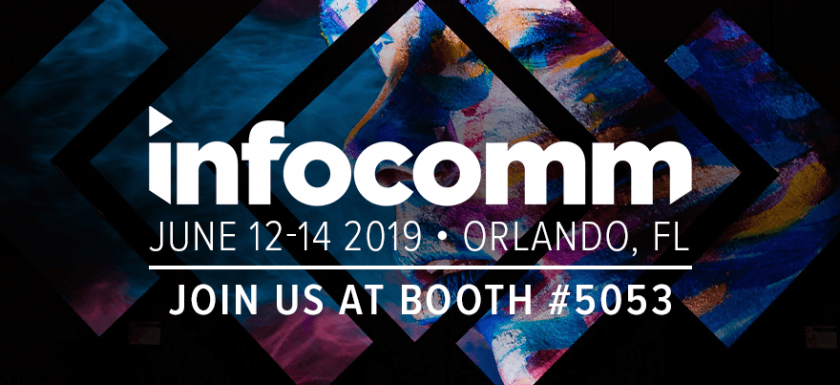 PacRad at InfoComm 2019