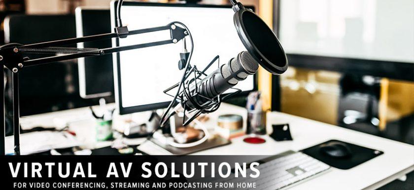 Virtual AV Solutions at PacRad