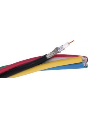 Belden 1505S5 RG-59/U Type Coax Video Cable - 20 AWG (by the foot)