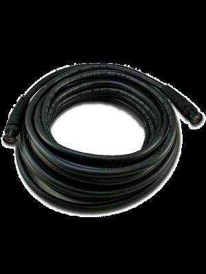 NoShorts 1505ABNC100BLK HD-SDI BNC Cable (100 FT - Black)