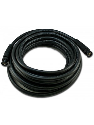 NoShorts 1505ABNC6BLK HD-SDI BNC Cable (6 FT - Black)