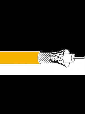 Belden 1855A Sub-Miniature Coax Video Cable - 23 AWG (Orange)