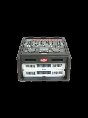 SKB 1SKB-R104 Audio and DJ Rack Case