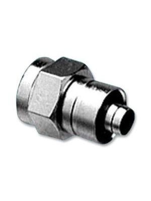 Aim-Cambridge 25-7050 75 Ohm F-59 Connector w/ Attached Ring