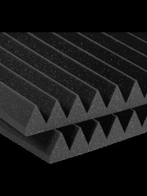 Auralex Acoustics Studiofoam Wedges Panels (24 Pack)