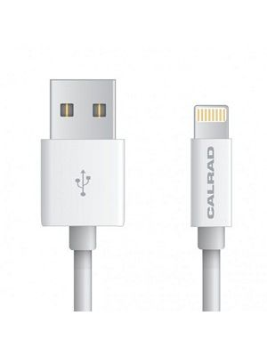 Calrad 42-116-6 USB to 8 Pin Lightning Cable (6FT)