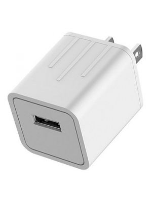 Calrad 42-AC-4 5V 2.1A USB AC / DC Power Adapter (White)