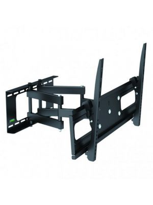 Calrad 47-120-A Full Motion Tilt and Swivel Wall Mount Bracket (37 to 80 Inch)