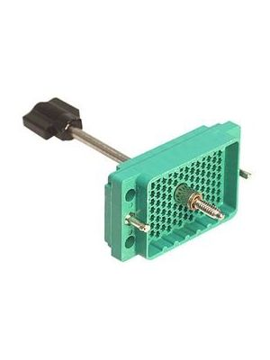 EDAC 516-120-000-101 120 PIN MALE RACK & PANEL CONNECTOR