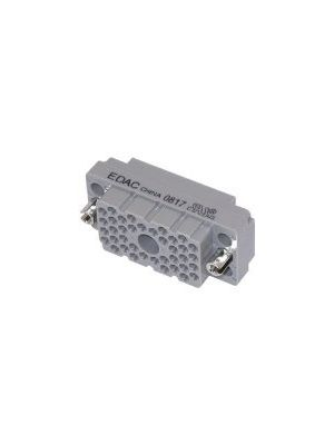 EDAC 516-038-000-402 38 PIN Rack & Panel Female Connector
