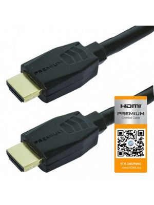 Calrad 55-668-PR-15 Premium 4K UHD HDMI High Speed Cable (15 FT)