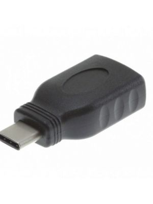 Calrad 72-275 USB 3.0 (USB 3.1 Gen 1) Type 'C' Male to Type 'A' Female Adapter