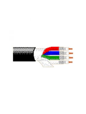 Belden 7711A Multi-Conductor RG-6/U Type Coaxial Cable - 18 AWG