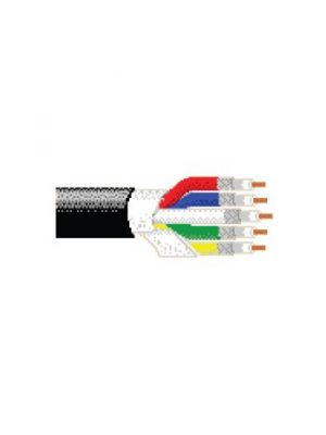 Belden 7712a RG-6/U Multi-Conductor HD-SDI Coaxial Cable - 18 AWG