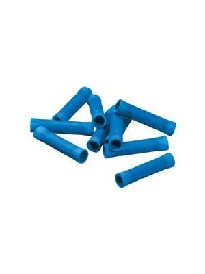 3M 94788 Vinyl Insulated Blue Seam Butt Connectors for 216-14 AWG (100 Pack)