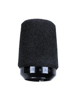 Shure A2WS-BLK Black Locking Foam Windscreen