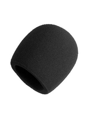 Shure A58WS-BLK Foam Windscreen (Black)