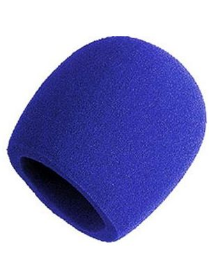 Shure A58WS-BLU Foam Windscreen (Blue)