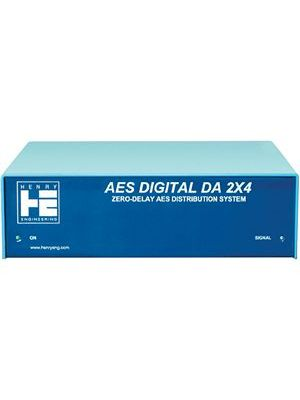 Henry Engineering AES Digital DA 2X4 Distribution System