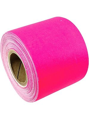 American Recorder GAFFER2INMINI-PK Mini Roll Florescent Pink Gaffers Tape (2IN)
