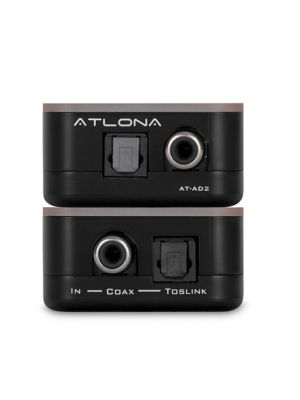 Atlona AT-AD2 Optical/Digital Coaxial 2-Way Converter