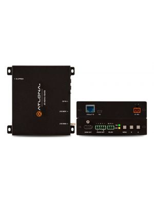 Atlona AT-HDVS-150-RX HDBaseT Scaler with HDMI and Analog Audio Outputs