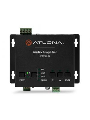 Atlona AT-PA100-G2 Stereo/Mono Audio Amplifier