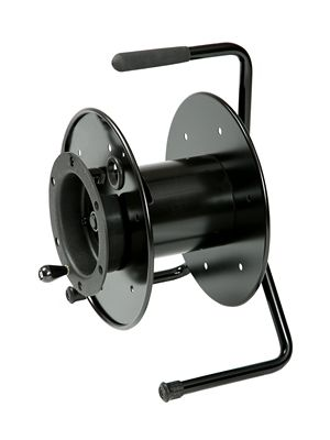 Hannay Reels AVC16-14-16-DE Portable Cable Storage Reel w/ Storage Drum Extension