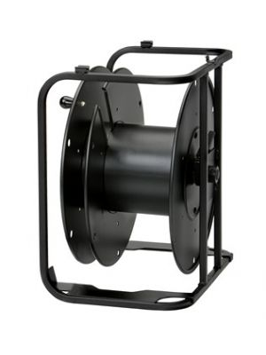 Hannay Reels AVD-2 Portable Cable Storage Reel w/ Slotted Divider Discs