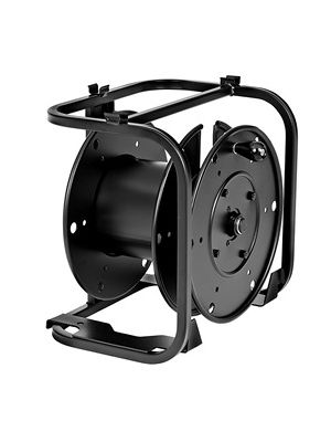 Hannay Reels AVD-1 Portable Cable Storage Reel With Slotted Divider Disc