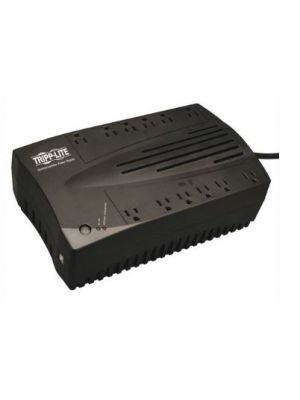 Tripp Lite AVR750U AVR Series 120V 750VA 450W Ultra-Compact Line-Interactive UPS with USB port