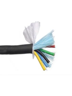 Belden 1279R HDTV Low-Loss Component 5 Coaxial Cable - 25 AWG (Black) (by the foot)