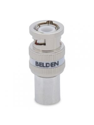 Belden 4794RBUHD3 S1 Series 7, 12 GHz, UHD, BNC, 3 piece connector (25 Pack)