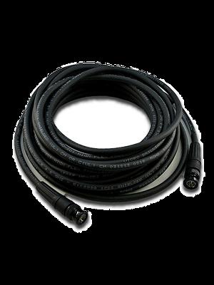 NoShorts 1694FBNC25BLK HD-SDI Flexible BNC Cable (25 FT - Black)