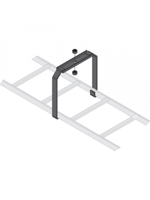 Middle Atlantic CLB-CSB Ladder Center Support Bracket (12