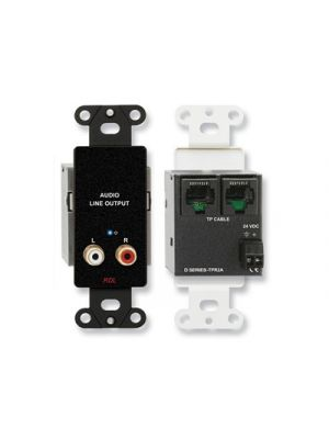 Radio Design Labs DB-TPR2A Twisted Pair Format-A Active Two-Pair Receiver