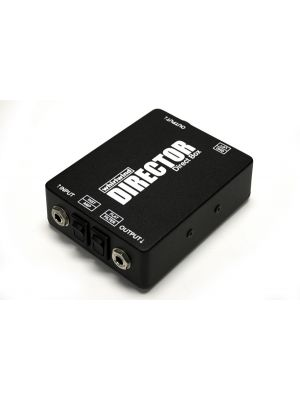 Whirlwind DIRECTOR Studio Direct Box